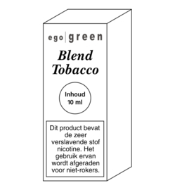 Ego Green liquid Blend Tobacco