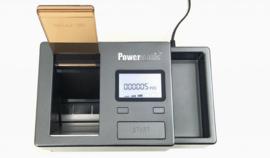 Powermatic 3+ elektrische hulzenvuller