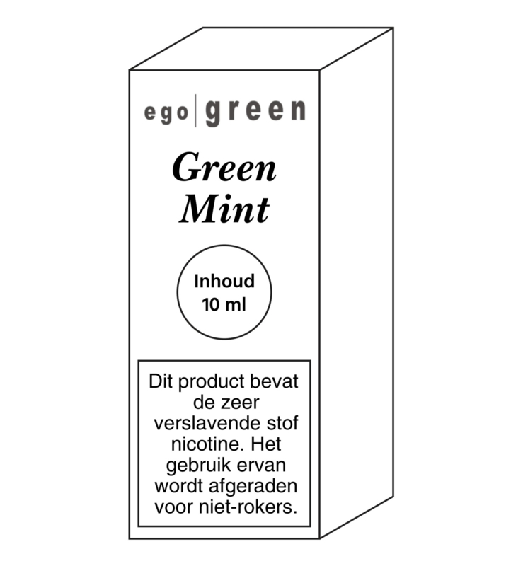 Ego Green liquid Green Mint