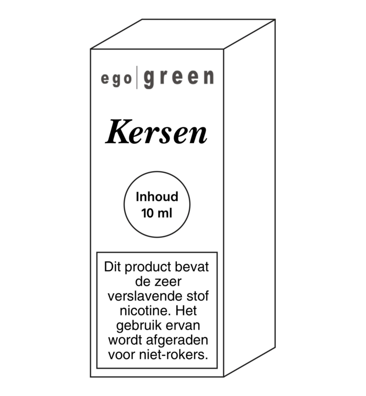 Ego Green liquid Kersen