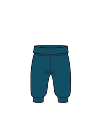 Baby broekje / babypants JNY, Polar Blue