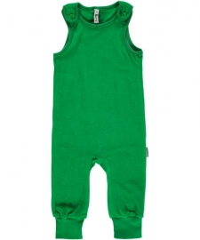 Playsuit Basic Maxomorra, green 62
