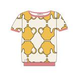 T-shirt Ladies AiA all I adore by Alba of Denmark, Vigga Beeswax Teapots S