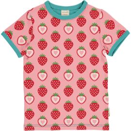 T-shirt Maxomorra, Strawberry