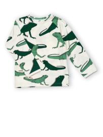 T-shirt long / longsleeve JNY,  Lizard