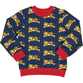 Sweatshirt Maxomorra, Cheetah