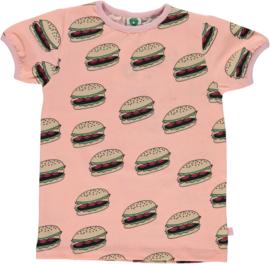 T-shirt  Smafolk, Burger Silver Pink