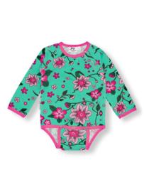Romper / Body LS JNY, Springflower