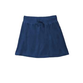 Rok / Skirt  velour Maxomorra, Navy