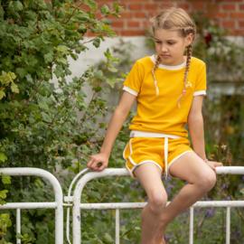 Short Albababy, Jasmin shorts Old Gold