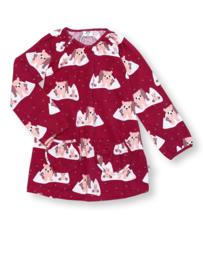 Jurk / Dress LS tunic with pockets JNY, Polar Bears