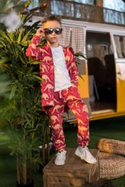 Pants / trousers Mullido, Cockatoo brown