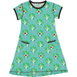 Jurk / Dress SS Maxomorra, Tree  68 of 86