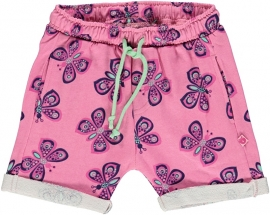 Short sweat Smafolk, butterfly pink