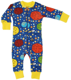 Jumpsuit/ Zipsuit DUNS Sweden,  Lost in Space Navy     62, 68, 80 of 92