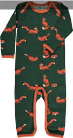 Jumpsuit / bodysuit Smafolk, Fox Hunter Green