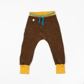 Broek Albababy, Mason Pants Chocolate
