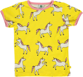 T-shirt  Smafolk, Unicorn - Maize 86-92, 92-98 of 98-104