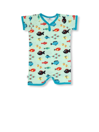 Jumpsuit/ Shortsuit JNY, Swimming Fish