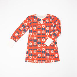 Jurk / Dress Albababy, Inge Spicy Orange Fairy Tail flowers