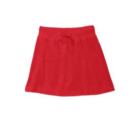 Rok / Skirt  velour Maxomorra, Ruby