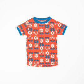 T-shirt Albababy, Bella Spicey Orange Fairy tail flowers