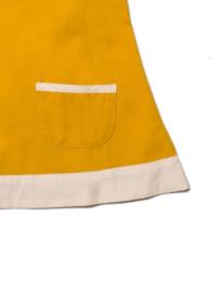 Dress, SS Tuniek Little Green Radicals, Gold Tunic Dress
