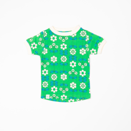 T-shirt Albababy, Bella Kelly Green Fairy tail flowers