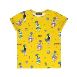 T-Shirt SS Raspberry Republic, Samba de Janeiro 128-134