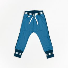 Broek Albababy, Mason Pants Vallarta blue    .    tot 134!