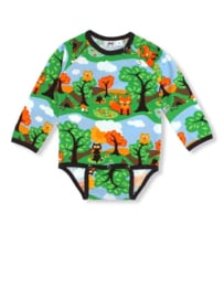 Romper / Body LS JNY, Little Wood