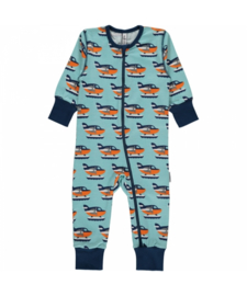 Jumpsuit / Zippersuit Maxomorra, Sea Plane 74-80 of 86-92
