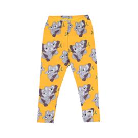 Legging / Tights Mullido, Koala yellow