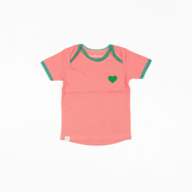 T-shirt Albababy, Vera Tea rose Beauty Needledrop