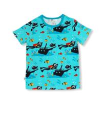 T-shirt JNY, Scuba