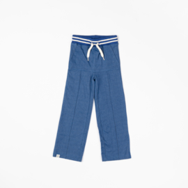 Broek Albababy, Hecco Box Pants Solidate Blue 86 of 122