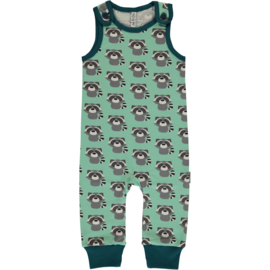 Playsuit Maxomorra, Raccoon 62-68 of 98-104