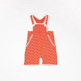 Jumpsuit / shortsuit Albababy, Gert Short Crawlers Fiesta Wild Flowers
