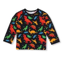 T-shirt long / longsleeve JNY, Dino