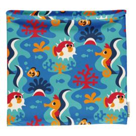 Sjaal, Scarf  Maxomorra, Coral reef