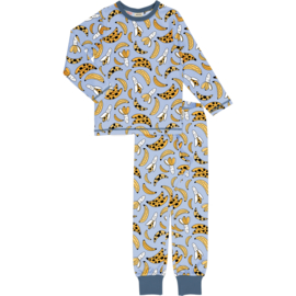 Pyjama Set LS Meyadey by Maxomorra, Bananana