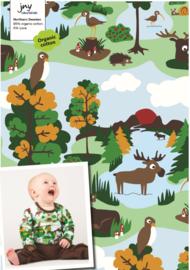 Baby broekje / babypants JNY, Northern Sweden 74