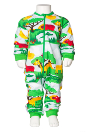 Jumpsuit/ zipsuit zip JNY,  Safari