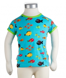 T-shirt JNY, Swimming Fish 86