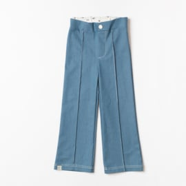 Broek Albababy, Hecco Box Pants Real Teal 86