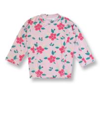 UV swimshirt JNY, Hibiscus