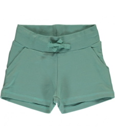 Broek / sweatshorts Maxomorra, Pale army 98-104 of 110-116