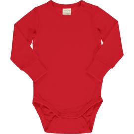 Romper / bodysuit LS  Maxomorra,  Ruby