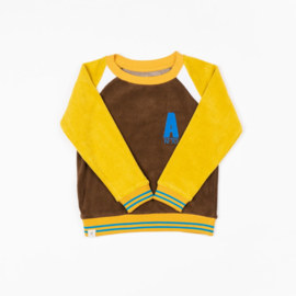 Longsleeve Sweat Albababy, Sean Sweat Ceylon Yellow 86, 98 of 122