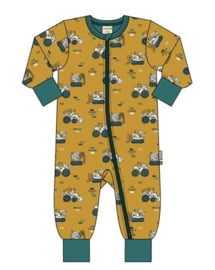 Jumpsuit / Zippersuit Maxomorra, Brick Builders 50-56 of 62-68